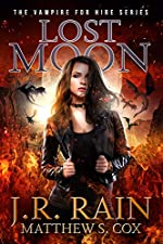 Lost Moon: A Samantha Moon Paranormal Mystery Novel (Vampire for Hire Book 18)