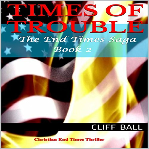 Times of Trouble audiobook cover art