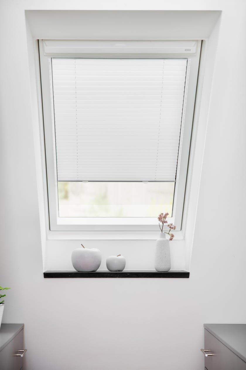 Amazon.de Lichtblick DPS.M20.20 Dachfenster Plissee Haftfix, ohne ...