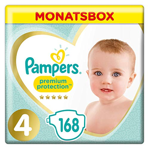 Pampers Premium Protection Windeln Größe 4