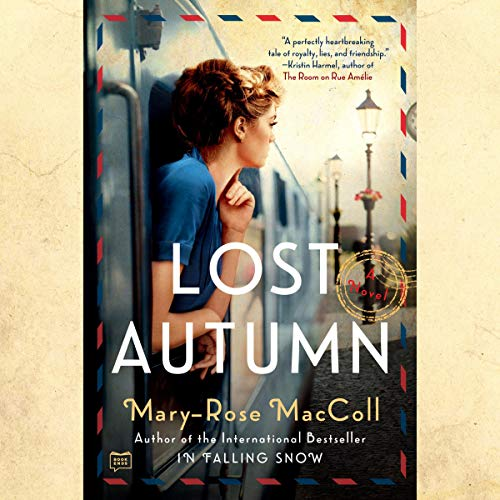 Lost Autumn cover art