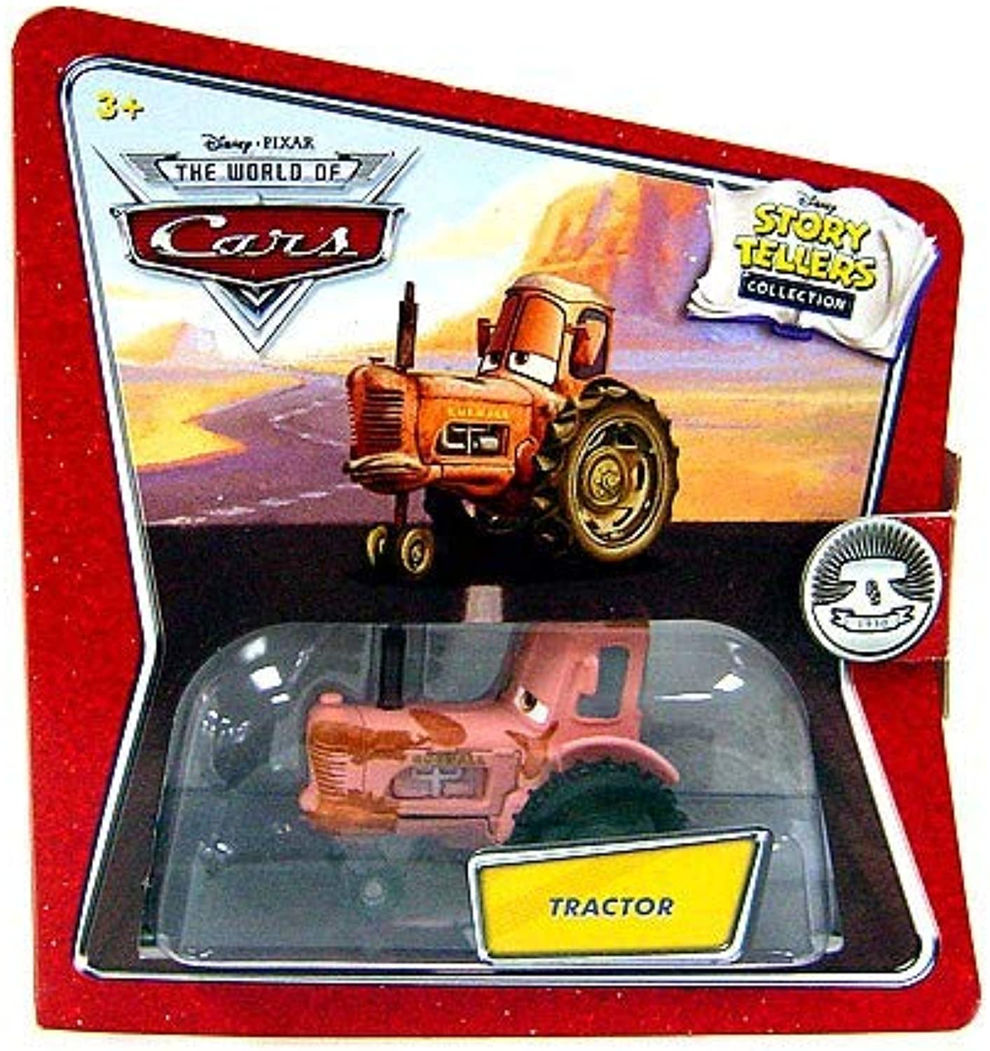 Disney   Pixar CARS Movie 155 Die Cast Story Tellers Collection Tractor