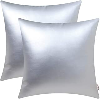 Best silver pillow covers Reviews