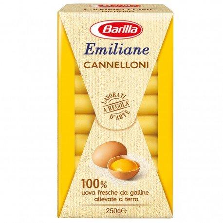 Barilla Emiliane cannelloni all'uovo Nudeln mit ei 250g