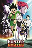 Theissen Hunter X Hunter Group Anime Poster - Matte Poster