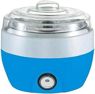SJYDQ Machine à yaourts ménagers automatique grande capacité Machine à natto multifonction pour vin de riz (couleur : bleu)