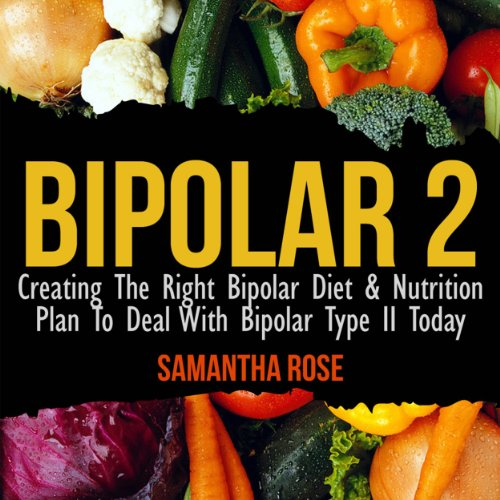 Bipolar Type 2 audiobook cover art