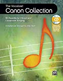 The Vocalize! Canon Collection: 55 Rounds for Choral and Classroom Singing, Book & Enhanced CD