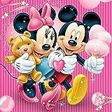 PThome05 500 piezas de rompecabezas para adultos, Mickey Mouse Kids PThome05 materiales, juegos de casa inteligentes bricolaje cumpleaños hogar