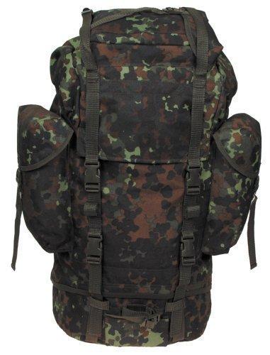 Mil-tec sac de la bundeswehr (armée allemande-grand modèle-nylon