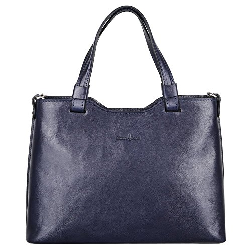 Gianni Conti-Tivoli-Womens-Grab-bag One Size Jeans Leather