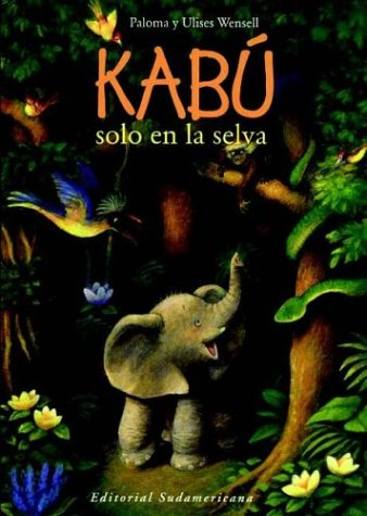 Kabu solo en la selva / Kabu alone in the Jungle