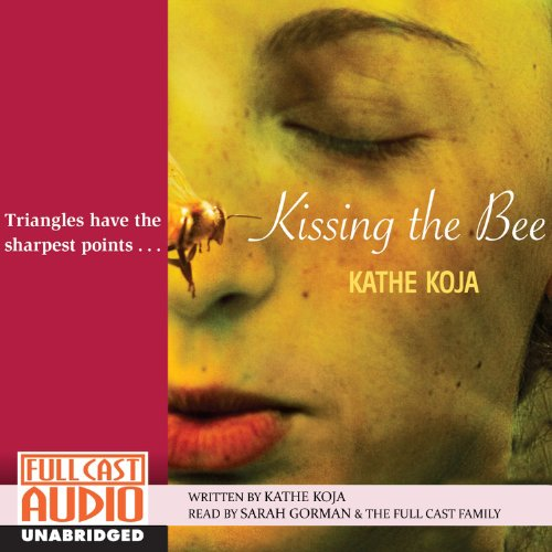 Kissing the Bee audiobook cover art