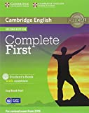Complete first second edition. Student's book with answers with CD-ROM. Workbook with answers with Audio CD [Lingua inglese]