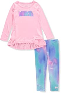 Girls' Dri-Fit 2-Piece Outfit