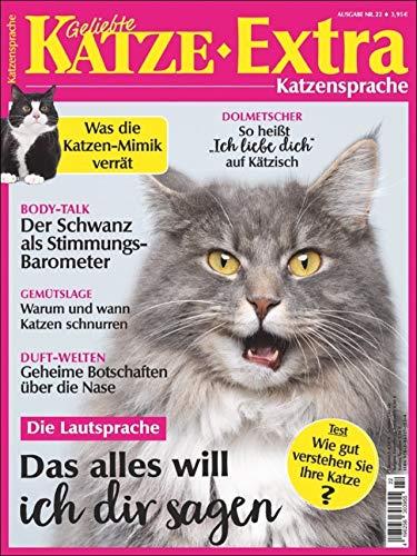 Katzensprache: Geliebte Katze Extra 22