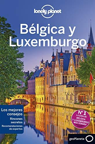 Bélgica y Luxemburgo 4 (Guías de País Lonely Planet)