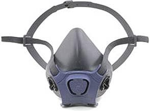 Moldex PVC Free Half Mask Reusable 7000 Series Air Purifying Respirator - Size: Small