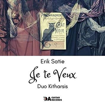 Je Te Veux - Erik Satie (1866-1925)