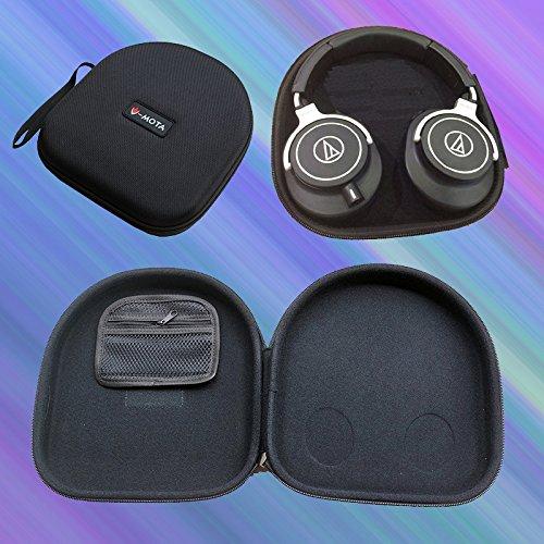 Cuffia valigia per Plantronics Backbeat Pro & Backbeat Pro + & Backbeat Pro 2wireless cuffie cancellazione del rumore (ANC)