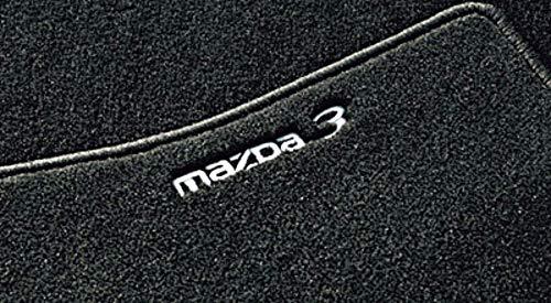 Mazda 3 BK Luxury Lot de tapis de sol en textile à partir de 2003