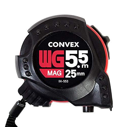 iHelp(アイヘルプ) WGコンベックス マグネット付 25mm×5.5m IH-553