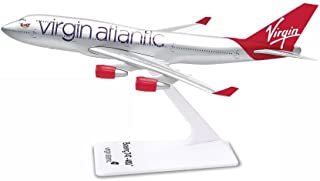 Premier Planes SM74715WB Virgin Atlantic Boeing 747-400 1:250 clip-together model by Premier Planes