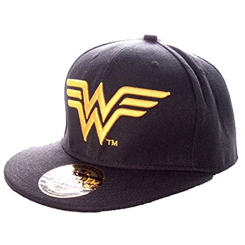 Wonder Woman Casquette Snapback Cap - Classic Logo