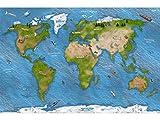 Stikkipix Weltkarte Spielmatte (ähnlich...