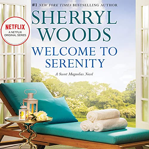 Welcome to Serenity cover art