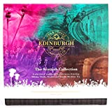 Edinburgh Tea & Coffee Company, The Scottish Collection 4-Flavor Variety Pack, 40-Count Tea Sachets