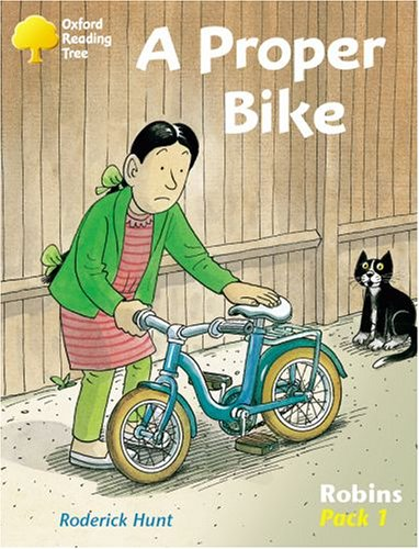 Oxford Reading Tree: Level 6-10: Robins: a Proper Bike (Pack 1)の詳細を見る