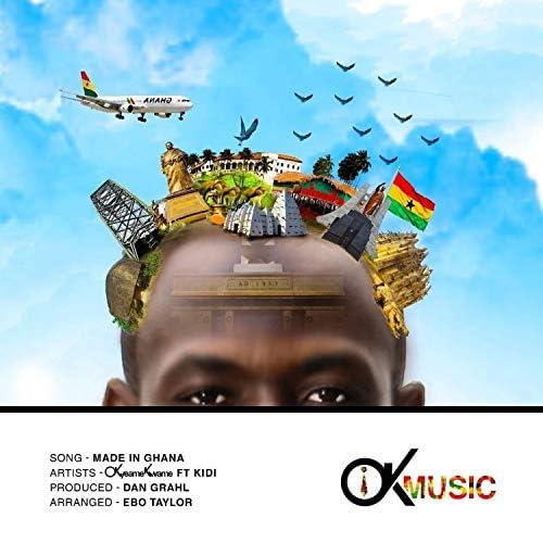 Okyeame Kwame feat. Kidi