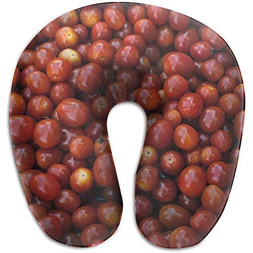 Mazzo di pomodorini a Forma di U Memory Foam Memory Foam, dolore al cuscino Unico per il Resto del viaggio, traspirante morbido confortevole regolabile