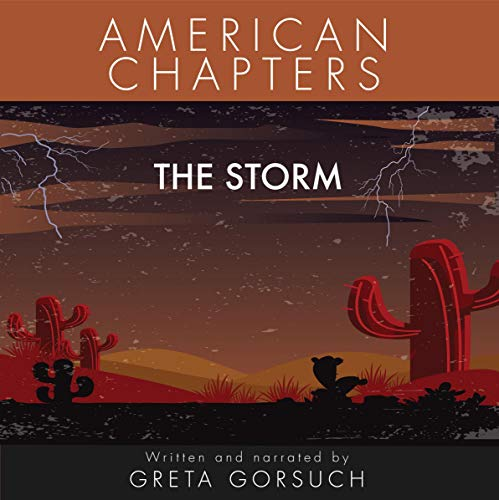 The Storm: American Chapters audiobook cover art