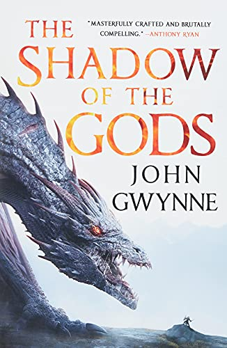 Compare Textbook Prices for The Shadow of the Gods The Bloodsworn Trilogy, 1  ISBN 9780316539883 by Gwynne, John