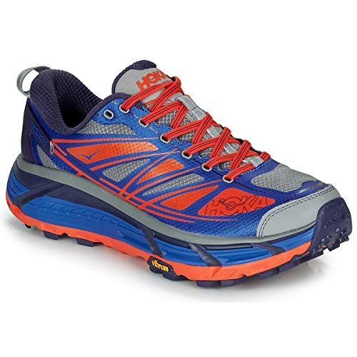 HOKA ONE One Mafate Speed 2 Deportivas Hommes Azul Running/Trail