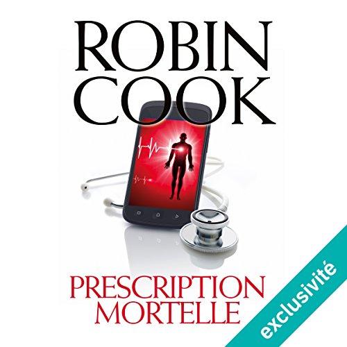 Prescription mortelle audiobook cover art