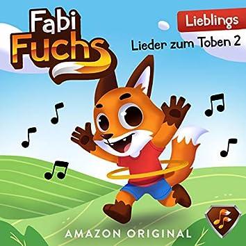 Lieder zum Toben 2 (Amazon Original)