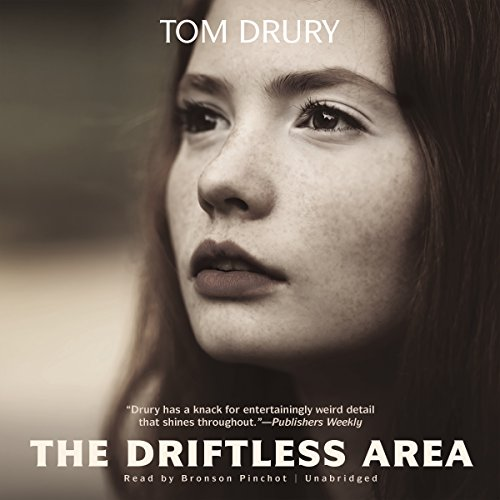 The Driftless Area audiobook cover art