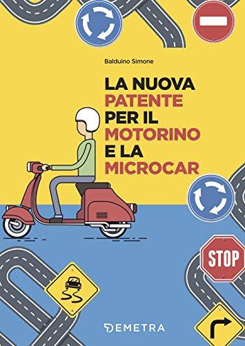 La nuova patente europea per il motorino e microcar