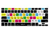 XSKN Adobe Photoshop Keyboard Silicone Skin Cover for MacBook, MacBook Air & MacBook Pro 13', 15', 17