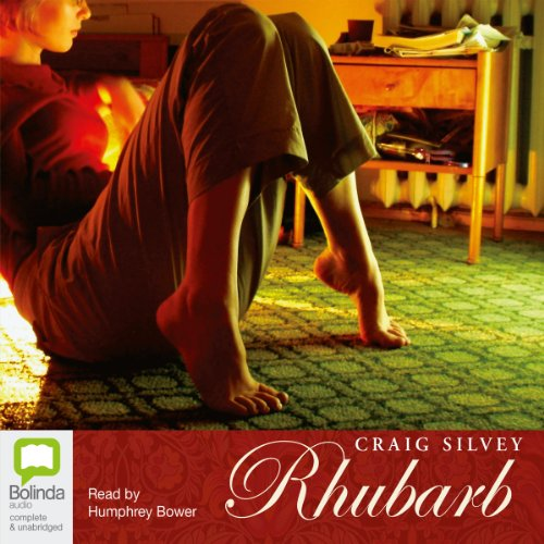 Rhubarb audiobook cover art
