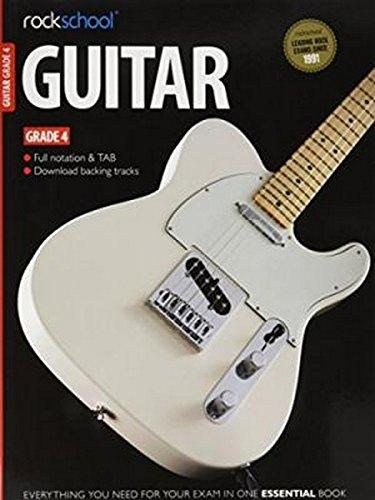 Rockschool Guitar - Grade 4 (2012)