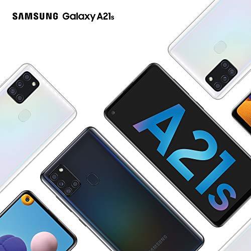 Samsung Galaxy A21s 4GB 64GB Weiß Dual-SIM - 8