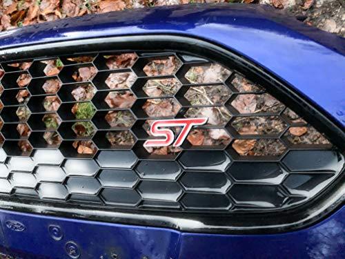 Parrilla delantera con emblema de Fiesta Focus Mondeo ST Sport