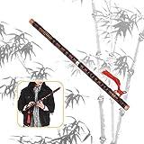 Kalaok D Key chinesischen traditionellen Instrument Dizi Bitter Bamboo Flute