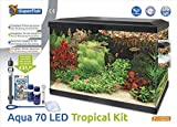 Superfish Aqua 70 LED Tropical Aquarium - 70 L - 58 x 28 x 40 cm - Wit
