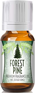 Forest Pine Scented Oil by Good Essential (Premium Grade Fragrance Oil) - Perfect for Aromatherapy, Soaps, Candles, Slime,...