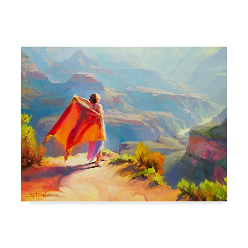 Eyrie by Steve Henderson, 24x32-Inch